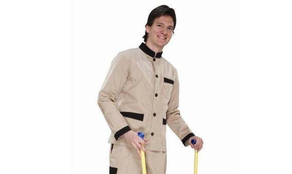 Polyester Ceket pantolon takımı