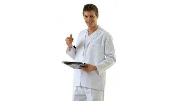 Mavi Doktor önlüğü