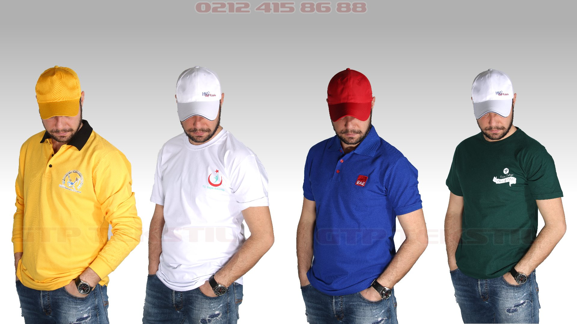 tişört imalatı